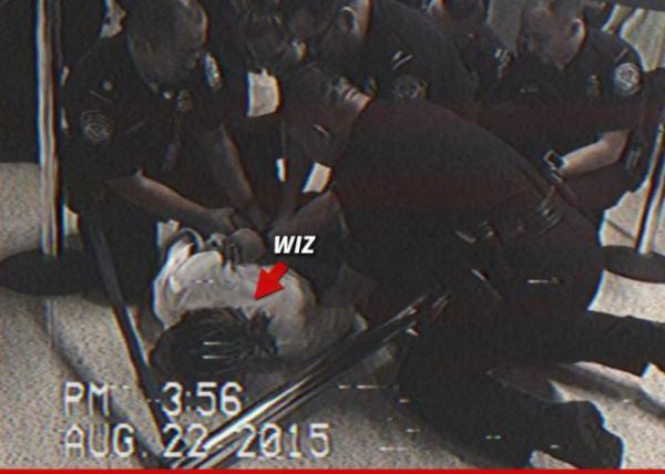 Rapper Wiz Khalifa Arrested At LAX For Riding A Hoverboard