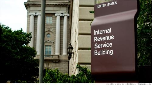 Delinquent IRS employees paid bonuses by…
