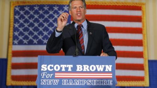 Scott Brown wins bid for…