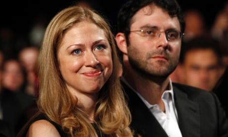 Chelsea Clinton announces…