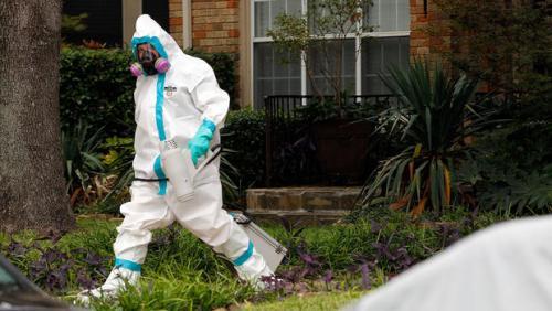 As calls for Ebola
