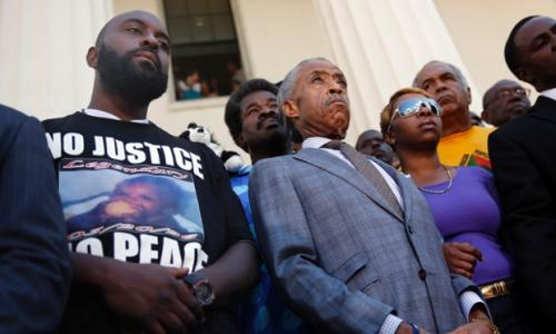 Michael Brown funeral: thousands…