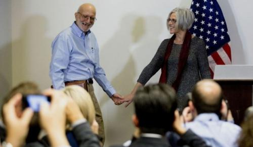 Released Cuba captive Alan Gross will…