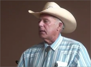 Nevada Rancher Says He's Surrounded by…