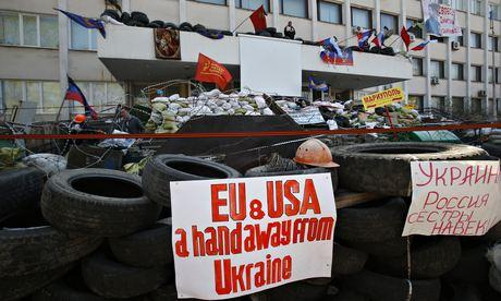 Ukraine: separatists refuse to…