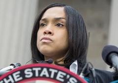 Marilyn Mosby just bought herself some trouble over Freddie Gray