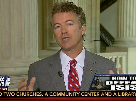 Rand Paul: Obama Sounds Like…