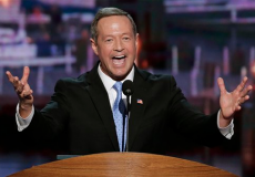 O'Malley calls Hillary…
