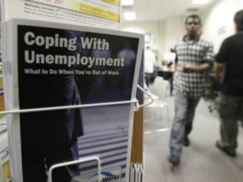 Real Unemployment Rate Is at…
