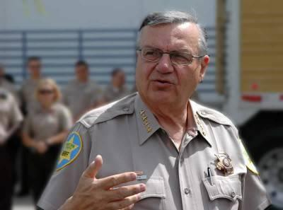 Sheriff Joe Arpaio Sues Barack…