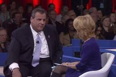 Laura Ingraham confronts Chris Christie…