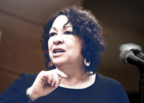 Sotomayor May Have Saved…