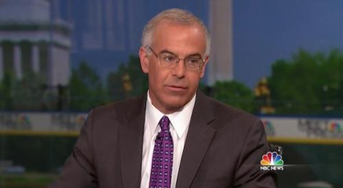 New York Times' David Brooks Says…