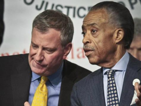 De Blasio and Al Sharpton Have 'Open…