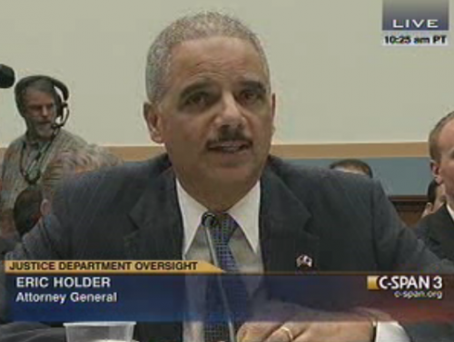 Holder’s Gutless Recusal &&hellip;