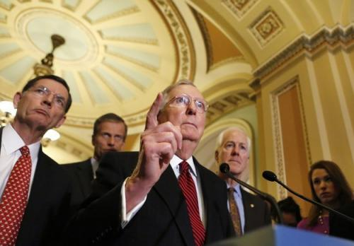 House Republicans Still Hate The Senate