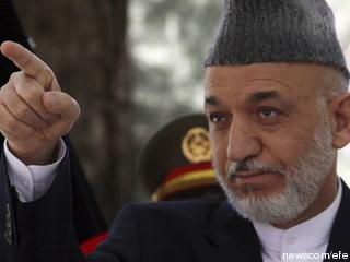 photo image Karzai Orders US Special Forces Out of Key Afghan Province