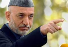 photo image Karzai orders US special forces out of Wardak Province
