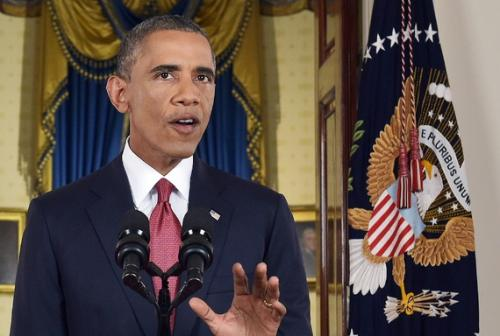 Obama's Speech on ISIS, in Plain English