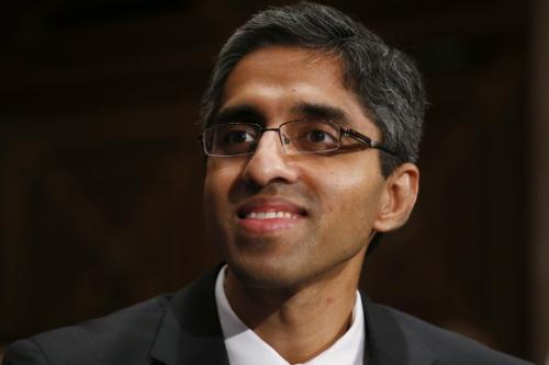 Finally, a New Surgeon General
