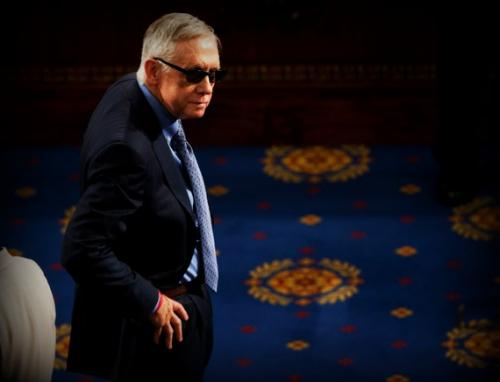 Harry Reid Will Retire