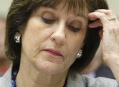 Lerner signed IRS cover…