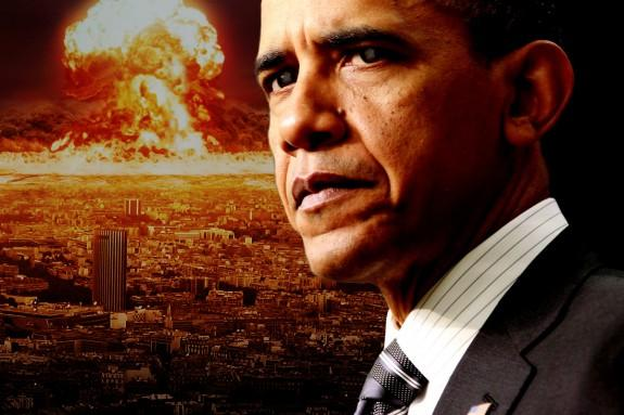 "Dem Lawmaker: Obama Could Start ""Devastating Nuclear War"" With Russia"