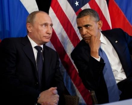 Obama Enters Putin's World