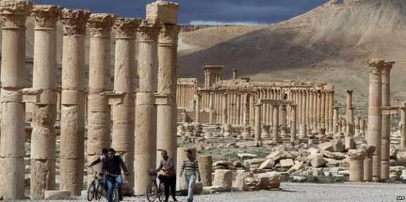 Breaking: Historic Palmyra, Syria FALLS to ISIS