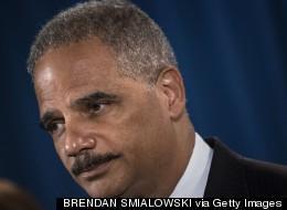 Eric Holder: Ferguson Shooting Made It…