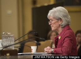 Kathleen Sebelius To Resign From Health…
