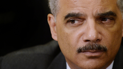 Report: Eric Holder Plans To…