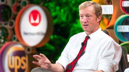 Tom Steyer's Green Super-PAC…