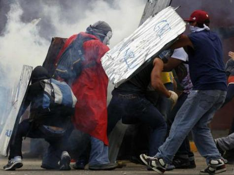 Venezuelan Army Raids Rebel…