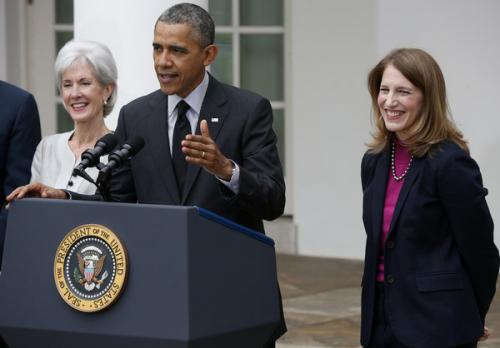 Obama names Sylvia Burrell to take over…