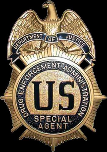 DEA's Massive License Plate…